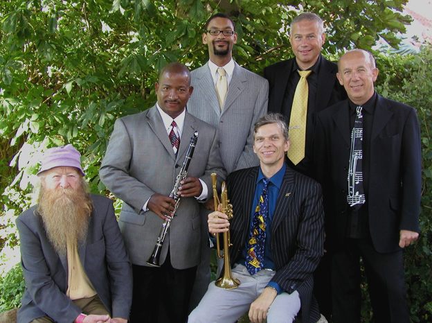 Norbert Susemihl's New Orleans All Stars Jazzband
