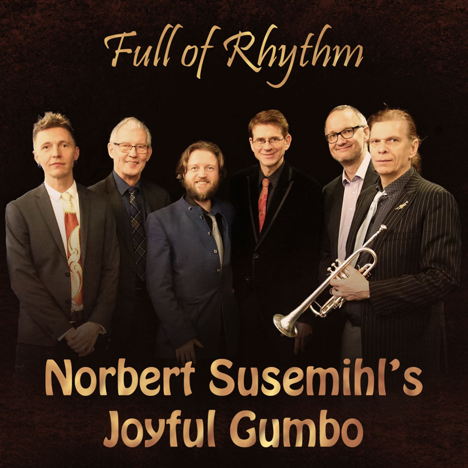 New CD - Norbert Susemihl